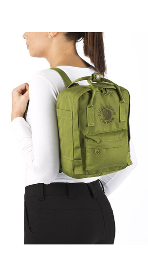 Fjällräven Re-Kanken Mini Daypack Spring Green
